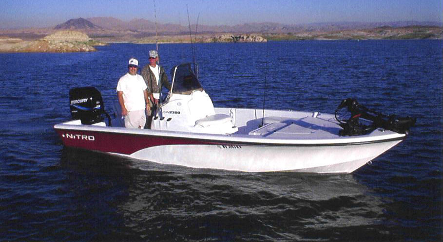 Home fish for Lake mead fishing guides